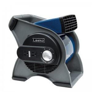 藍爵星 專業渦輪循環風扇
