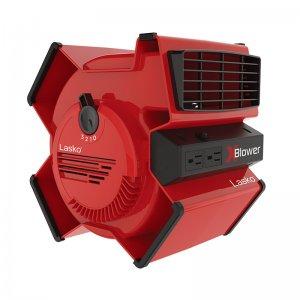 赤色風暴 渦輪風扇