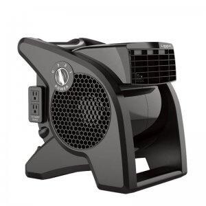 黑武士 超效能渦輪循環風扇